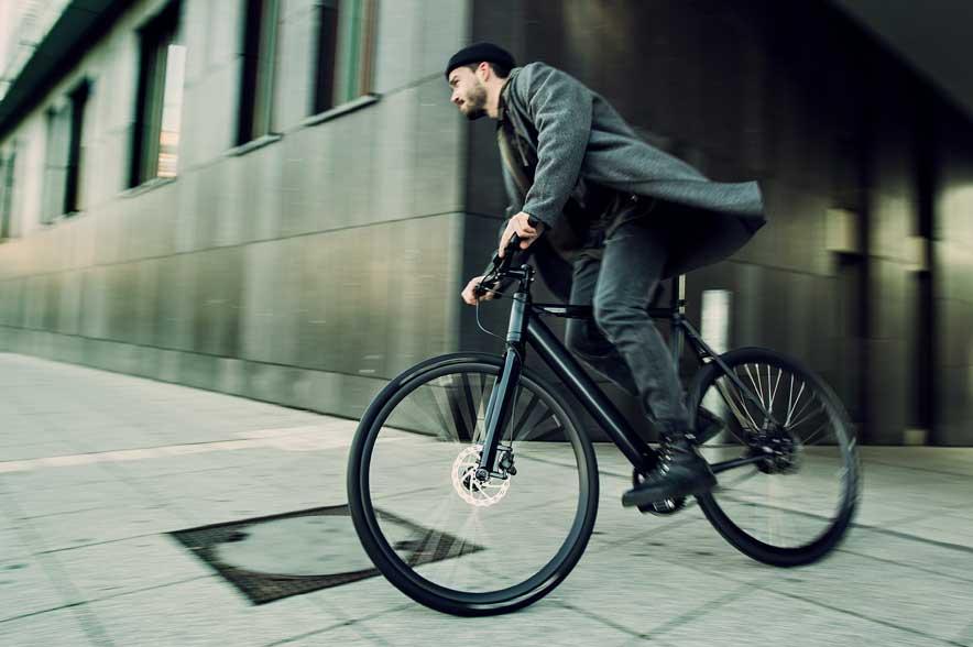 Lichte E Bike : Coboc lets crooze e bikes